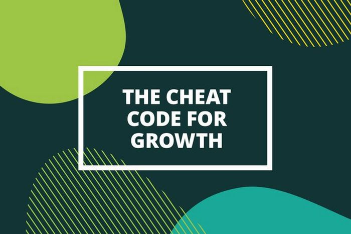 What is the cheat code for growth from aquent