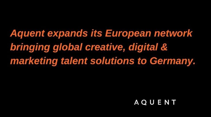 Aquent expands services into Germany
