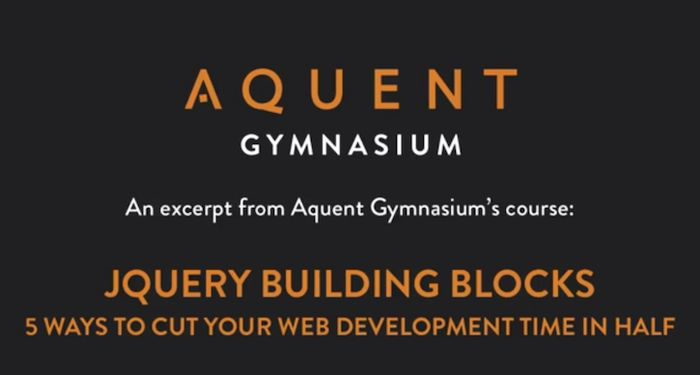 jQuery: Free Online Course Coming Soon!