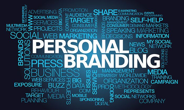 How to manage both a professional and personal brand