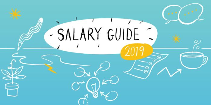 UK Creative, Marketing and Digital Salary Guide 2019 from Aquent