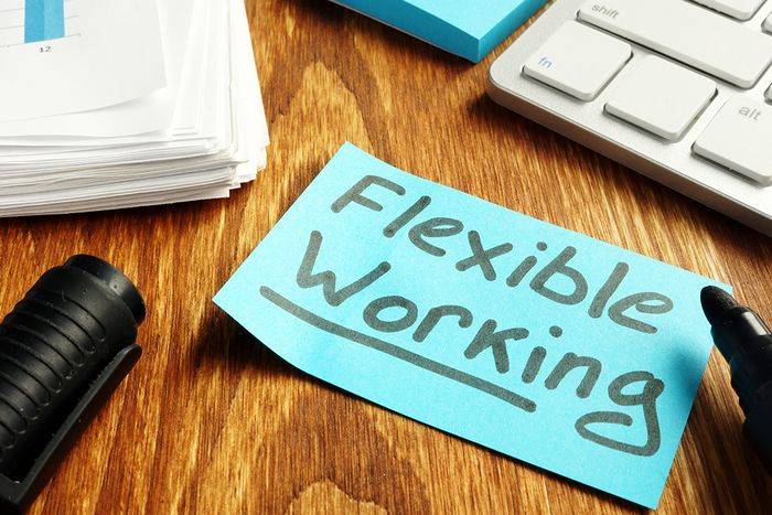 Top trend for 2020 is flexible working