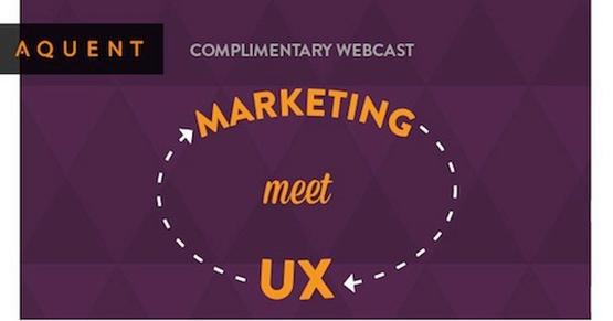 Why Marketing and UX Need Each Other image