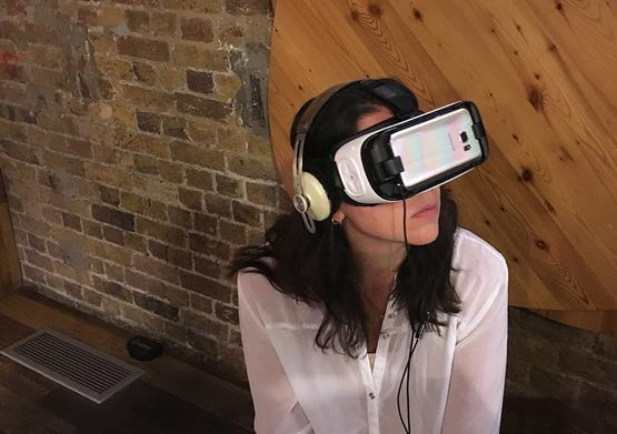 The age of VR Marketing image