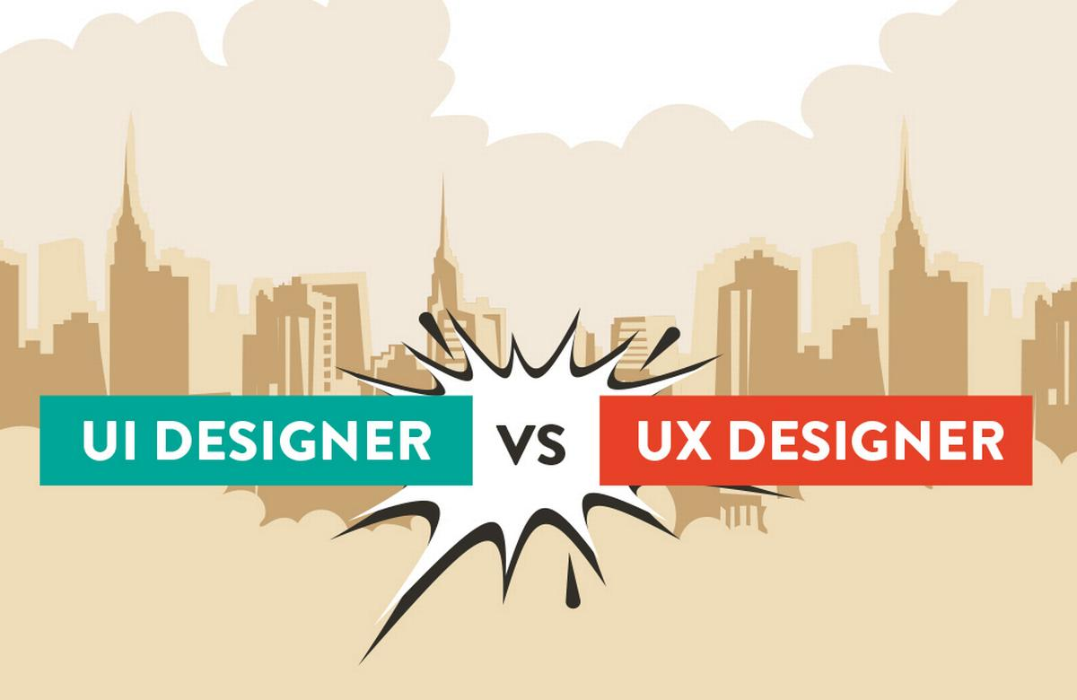 Know The Difference Ui Designer Vs Ux Designer Infographic Aquent